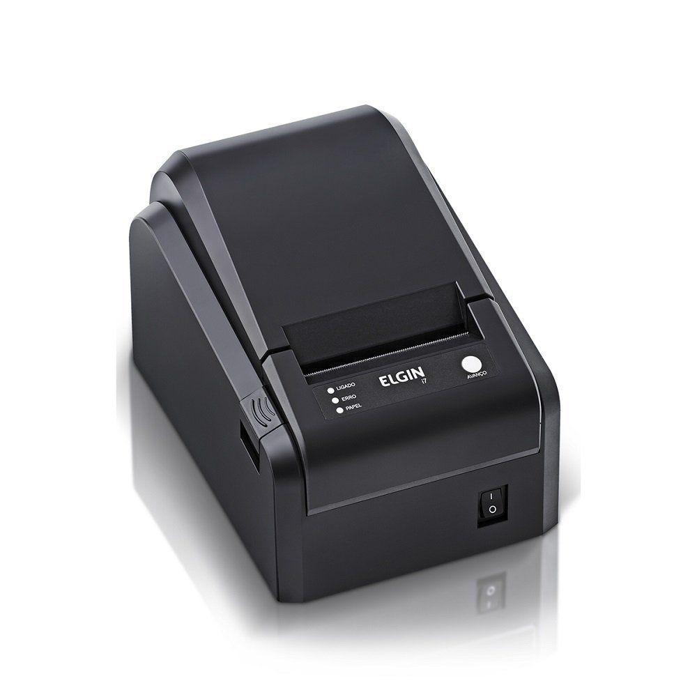Impressora Não Fiscal Termica I7 Serrilha USB - Elgin