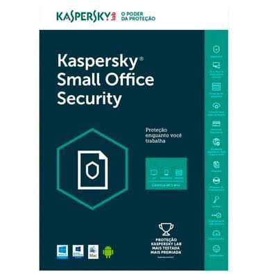 Kaspersky Small Office Security 5 PCs + 5 Mobile + 1 Server (Digital para Download)
