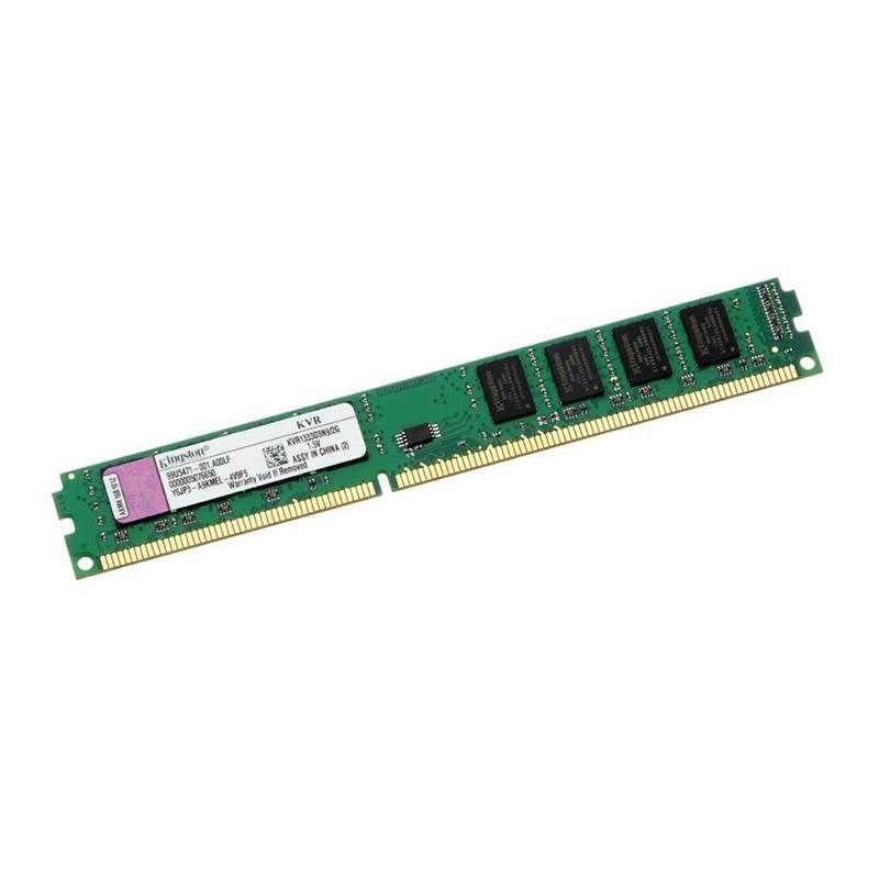 Memória 4GB DDR3 1600Mhz CL11 KVR16N11S8/4 - Kingston