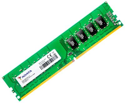 Memória 4GB DDR4 2400Mhz AD4U2400J4G17-B - Adata