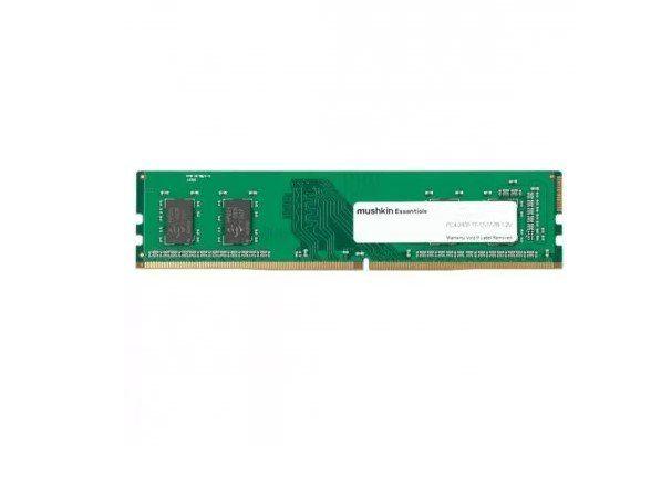 Memória de 8GB DDR4 2666Mhz Essencials PC4-2666 MES4U266KF8G - Mushkin
