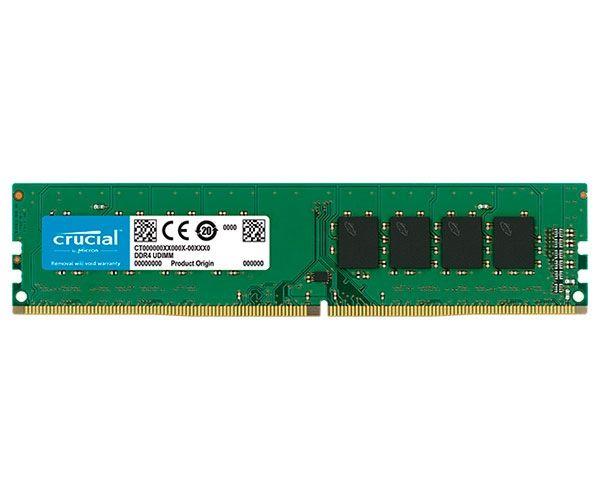 Memória de 8GB DDR4 2400Mhz CT8G4DFS824A - Crucial