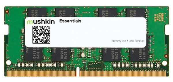 Memória de Notebook 4GB SODIMM DDR4 2666Mhz 1.2V MES4S266KF4G - Mushkin