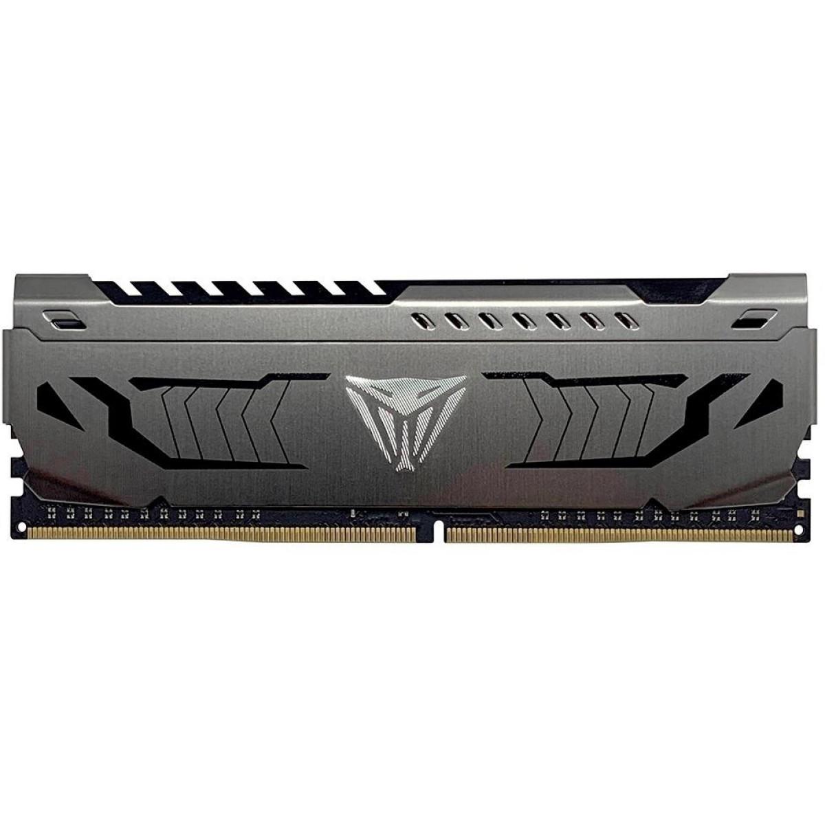 MEMÓRIA VIPER STEEL 16GB DDR4 3000MHZ CL16 PVS416G300C6 - PATRIOT