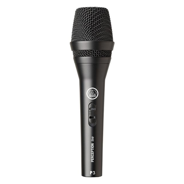 Microfone P3 S Perception Dinâmico de Alta Definição - AKG