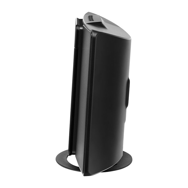 Microsystem MS202 Bluetooth (Radio Relógio/FM/CD/USB/AUX) JBLMS202SLVBR - JBL