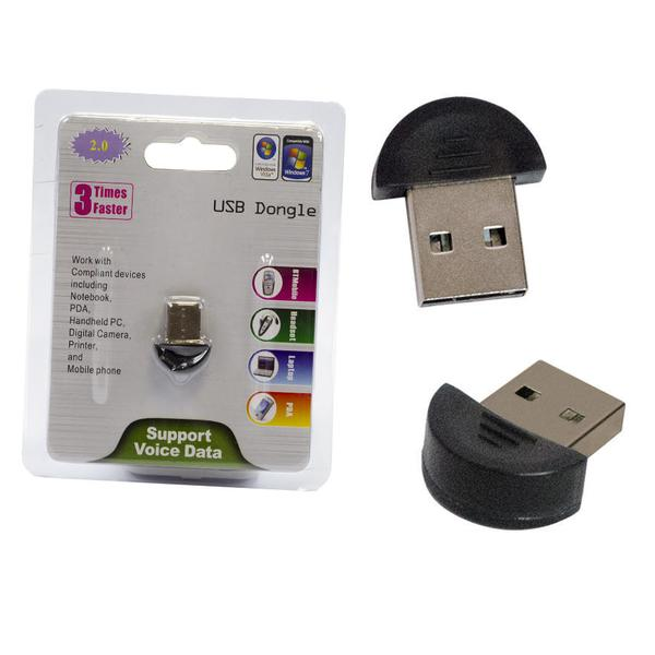 Mini Adaptador Bluetooth USB 2.0 AD0001 - OEM