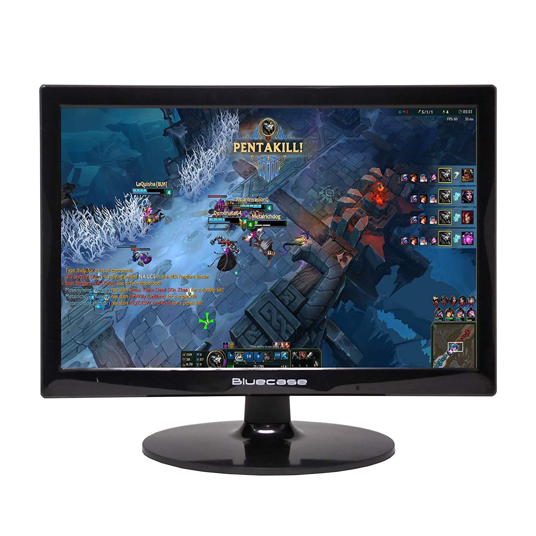Monitor 15.4 Led VGA/HDMI BM154X5HVW  - Bluecase