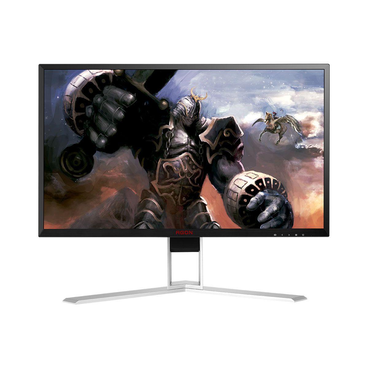 Monitor Gamer 24,5 Full HD, HDMI/Display Port/DVI 240Hz 0.5ms Altura Ajustável AG251FZ2 - AOC
