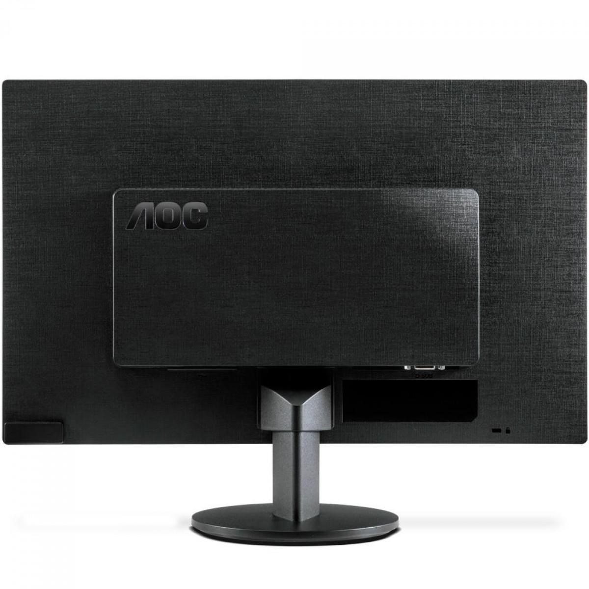 Monitor LED 18.5 HDMI/VGA 5ms E970SWHNL - AOC