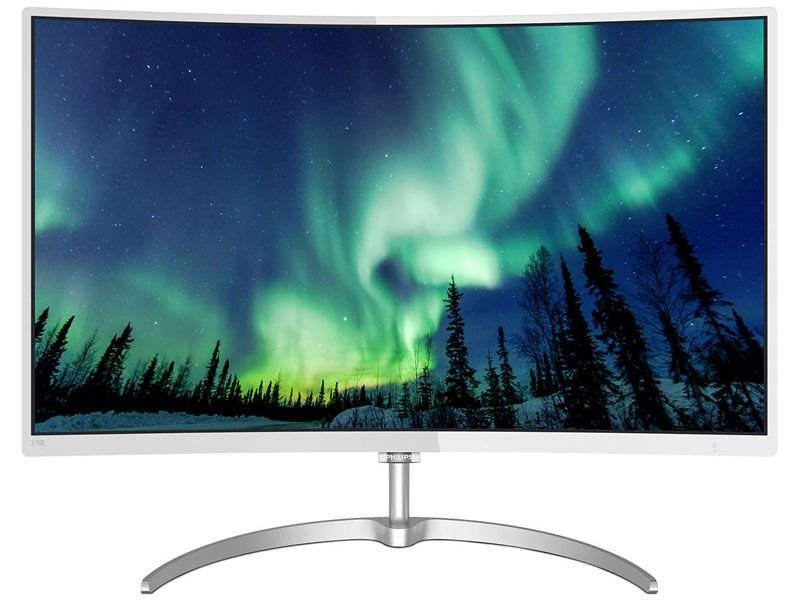 Monitor LED 27 Multimidia 278E8QJAW 27 LED 1920X1080 Widescreen VGA HDMI DP - Philips