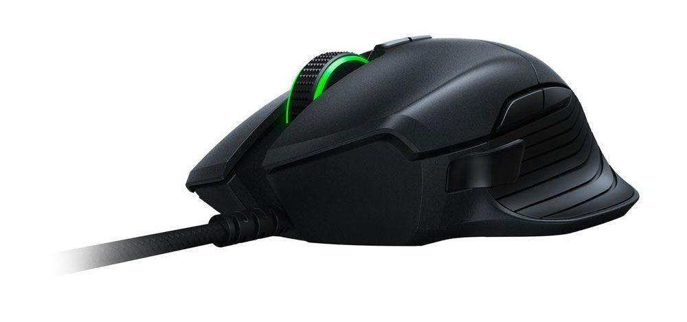 Mouse Basilisk 16000DPI Chroma RGB Sensor 5G RGB (Switches Mecânicos) RZ01-02330100-R3U1 - Razer