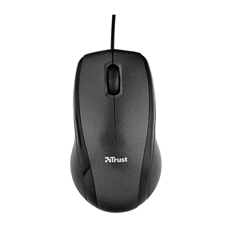 Mouse Carve 800DPI 3 Botões T15862 - Trust