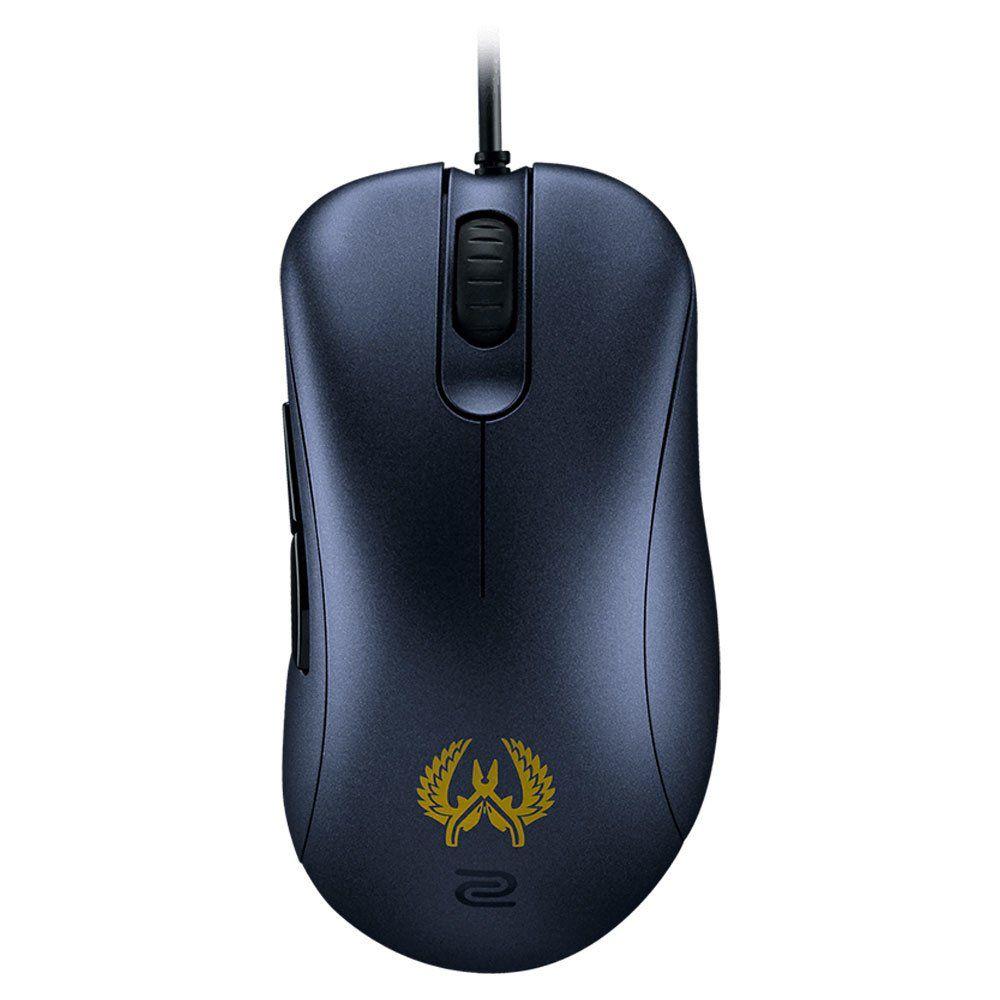 Mouse Gamer 3200DPI Médio USB EC2-B CS-GO - Zowie