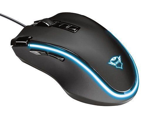 Mouse Gamer GXT 188 Laban 15.000 DPI RGB PRO T21789 - Trust