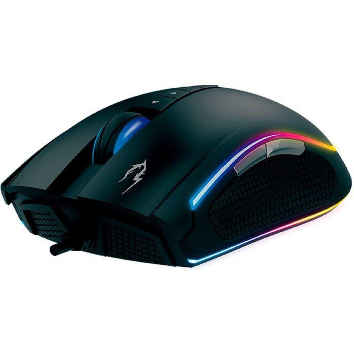 Mouse Gamer Zeus P2 Chroma RGB 16.000 DPI - Gamdias