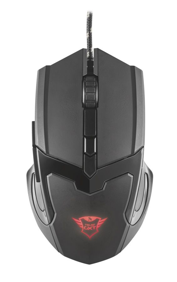 Mouse Gaming GXT 101 4800 DPI T21044 - Trust