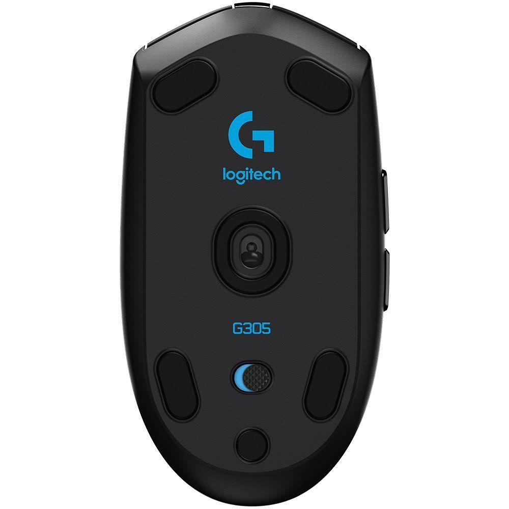 Mouse Gaming Sem Fio G305 Hero Lightspeed 12000 DPI 910-005281 - Logitech