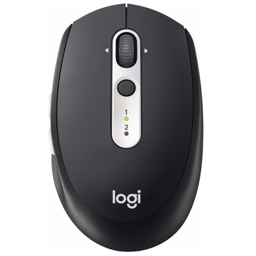 Mouse Bluetooth M585 Tecnologia Flow e Unifying 1000DPI - Logitech