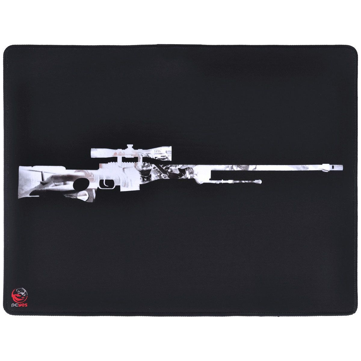 Mouse Pad FPS SNIPER 500X400mm Costurado FS50X40 28984 - Pcyes