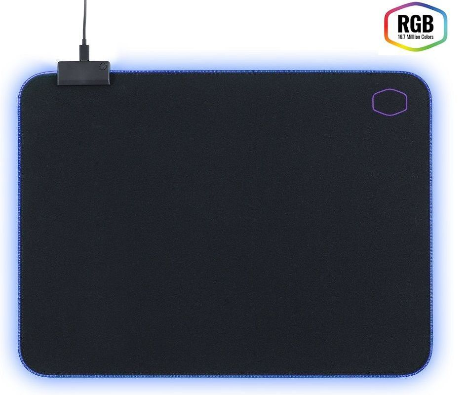 Mouse Pad MP750 RGB Médio MPA-MP750-M - Coolermaster