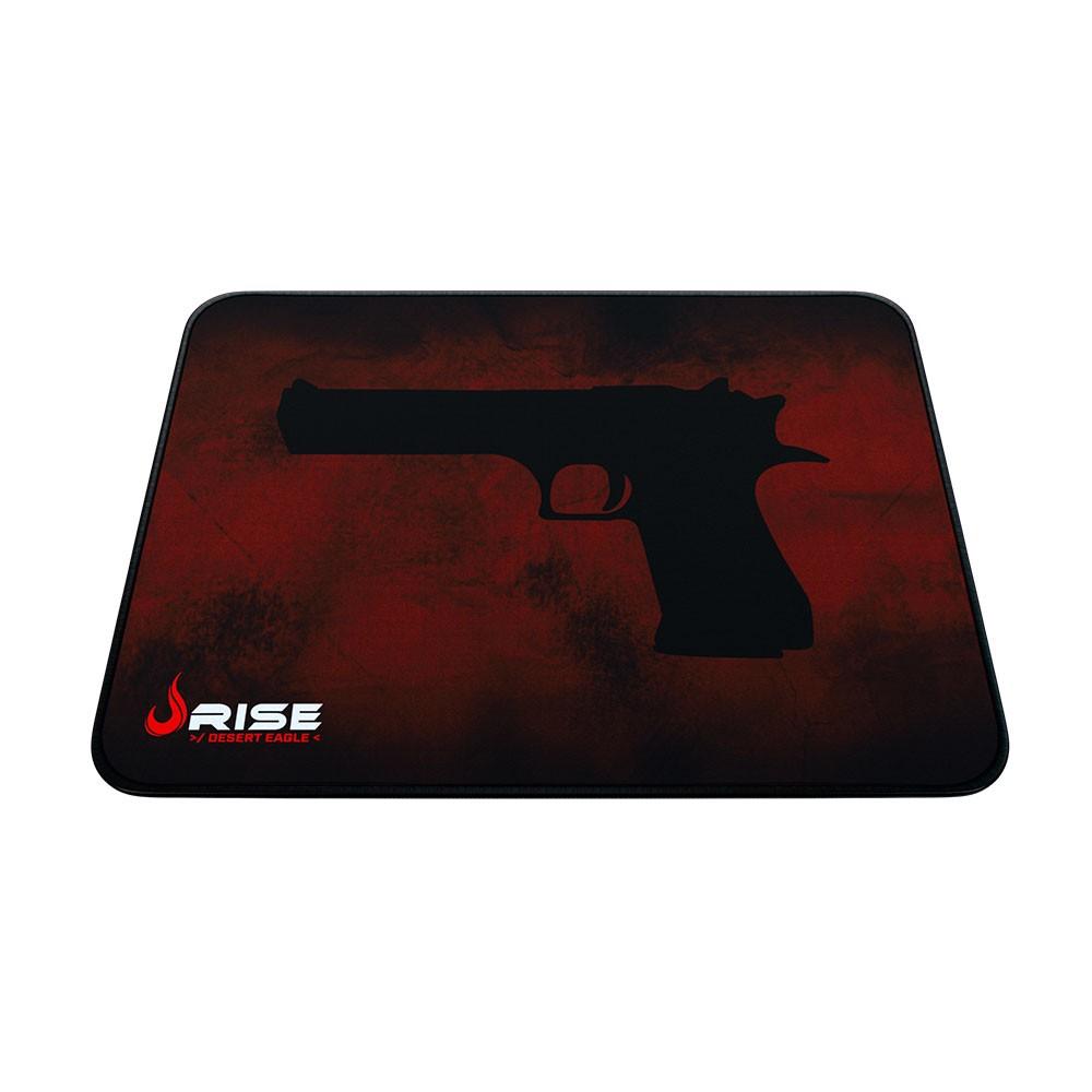 Mouse Pad Rise Gaming Desert Grande em Fibertek Costurado RG-MP-05-DE - Rise Mode