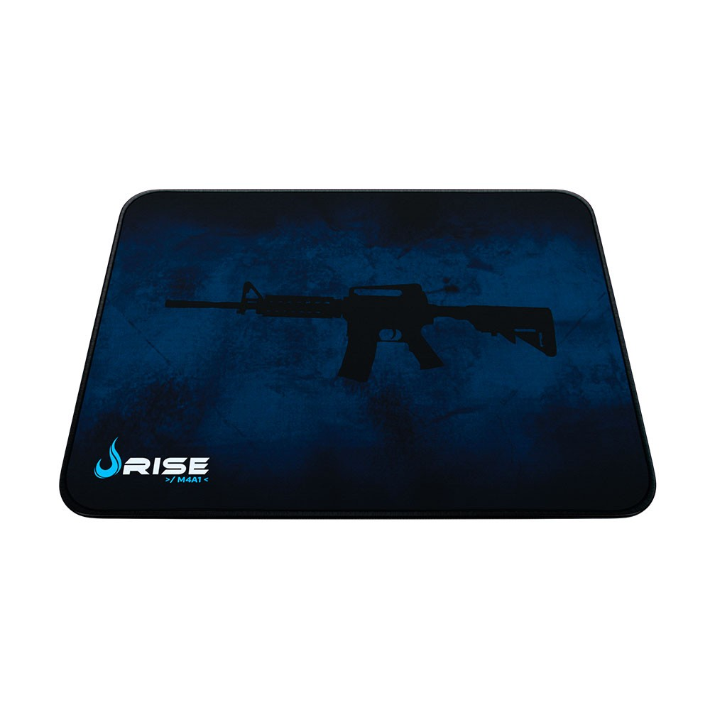 Mouse Pad Rise Gaming M4A1 Grande em Fibertek Costurado RG-MP-05-M4A - Rise Mode
