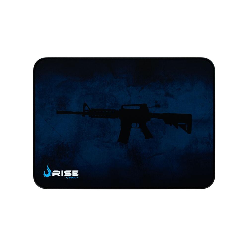 Mouse Pad Rise Gaming M4A1 Grande em Fibertek Costurado RG-MP-05-M4A - Rise Mode