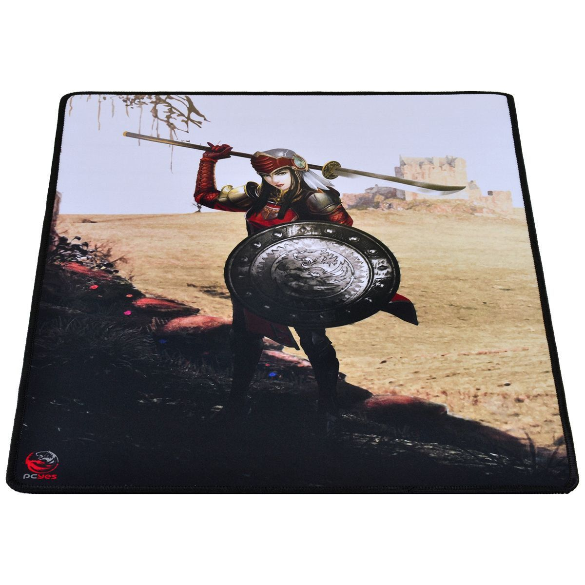 Mouse Pad RPG VALKYRIE 400X500mm RV40X50 28981 - Pcyes