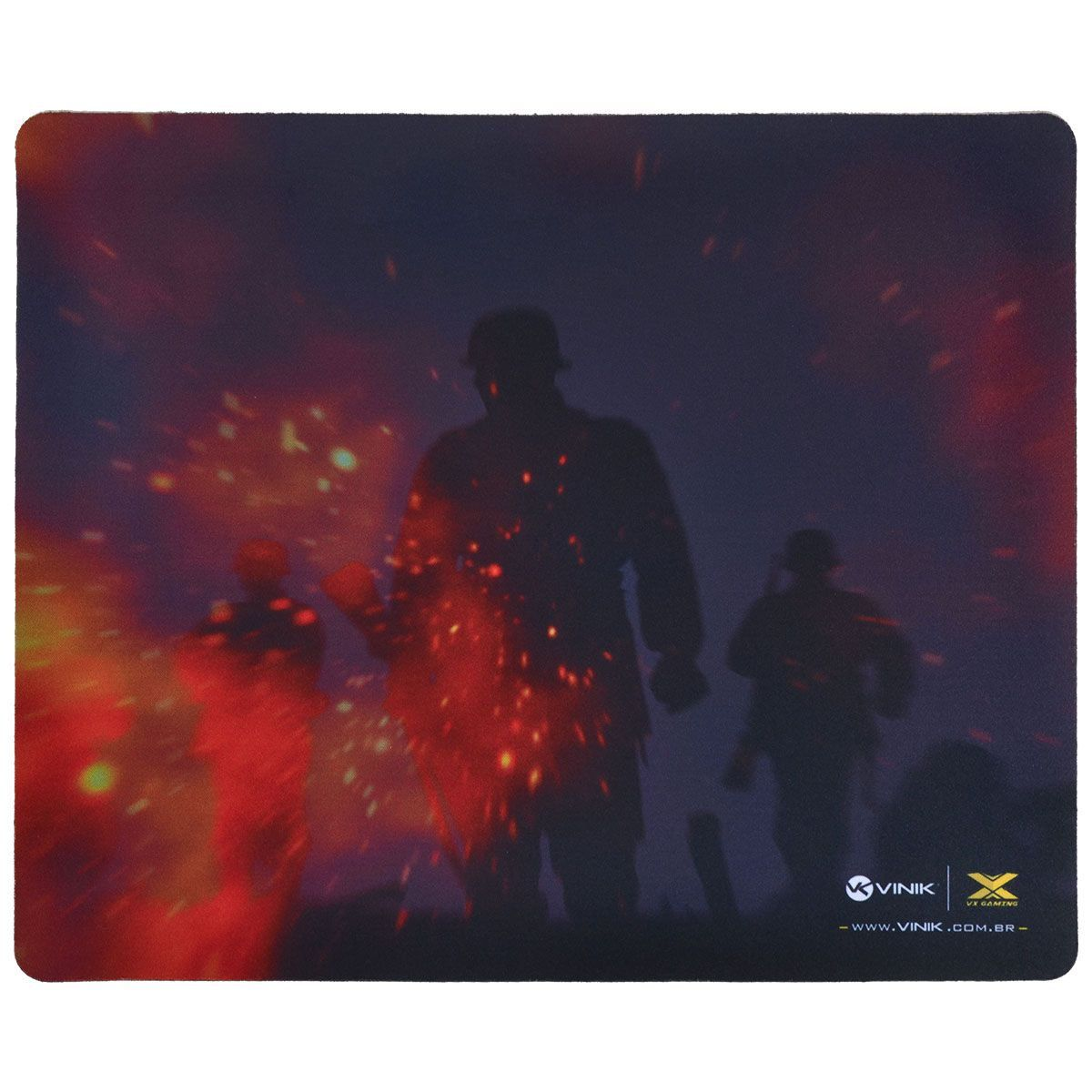 Mouse Pad VX Gamer WAR 320X270X2MM 29339 - Vinik