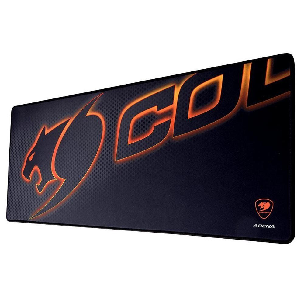 Mousepad Gamer Arena Black, Speed, Extra Grande (800x300mm) CGR-BBRBS5H-ARE - Cougar
