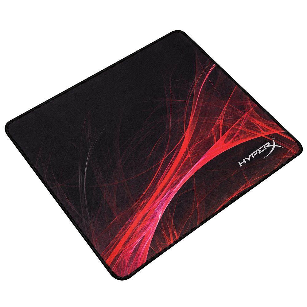 Mousepad Gamer HyperX Fury S Speed Edition Tamanho Médio HX-MPFS-S-M - Kingston