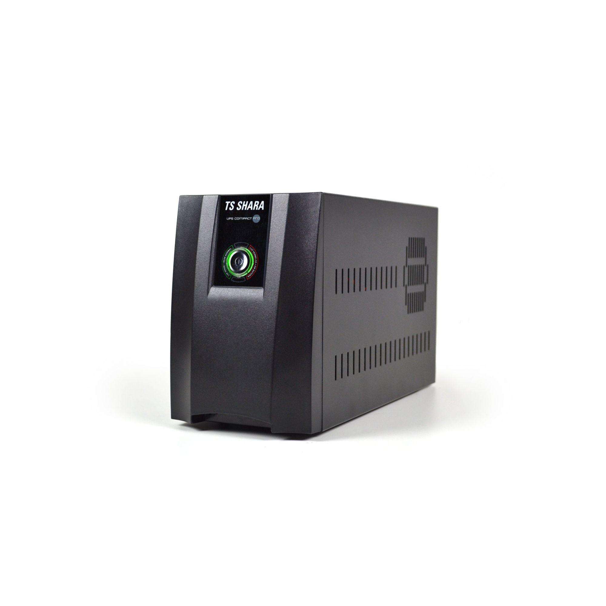 Nobreak UPS Compact Pro 1400 Bivolt 220/115 6t  4430 - Ts Shara