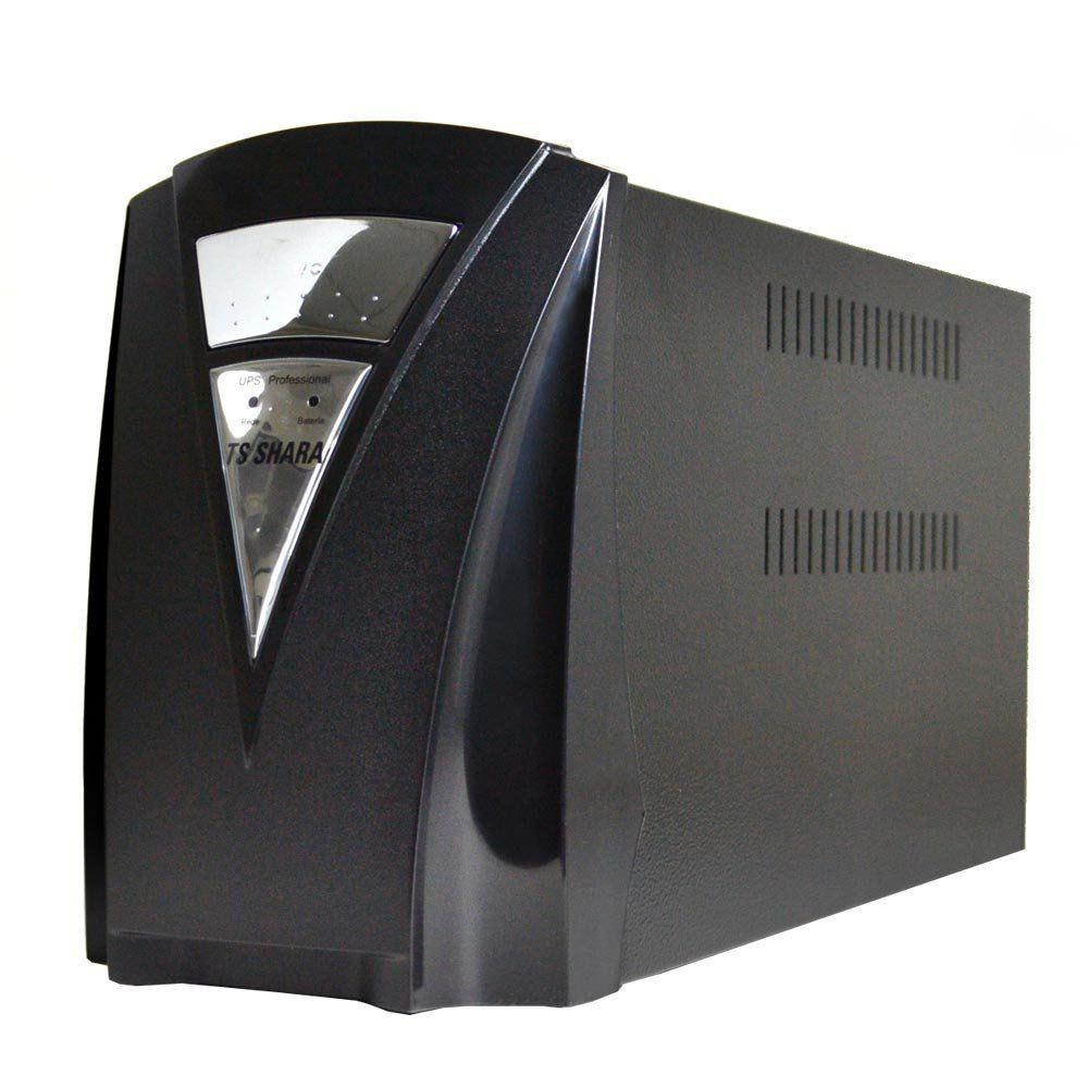 Nobreak UPS Senoidal 1800VA 2BS/BA Full Range 115V 8T 24V USB Intelig. Exp. 4412 - Tsshara