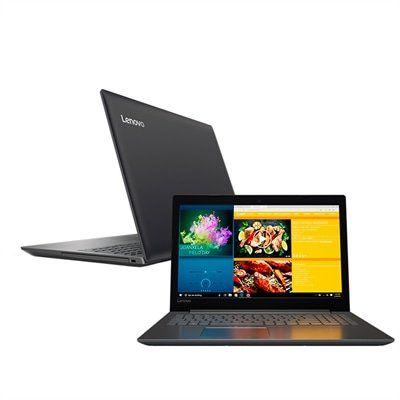 Notebook Ideapad 320-15IAP Intel Celeron 4GB 500GB, Tela 15 6 e