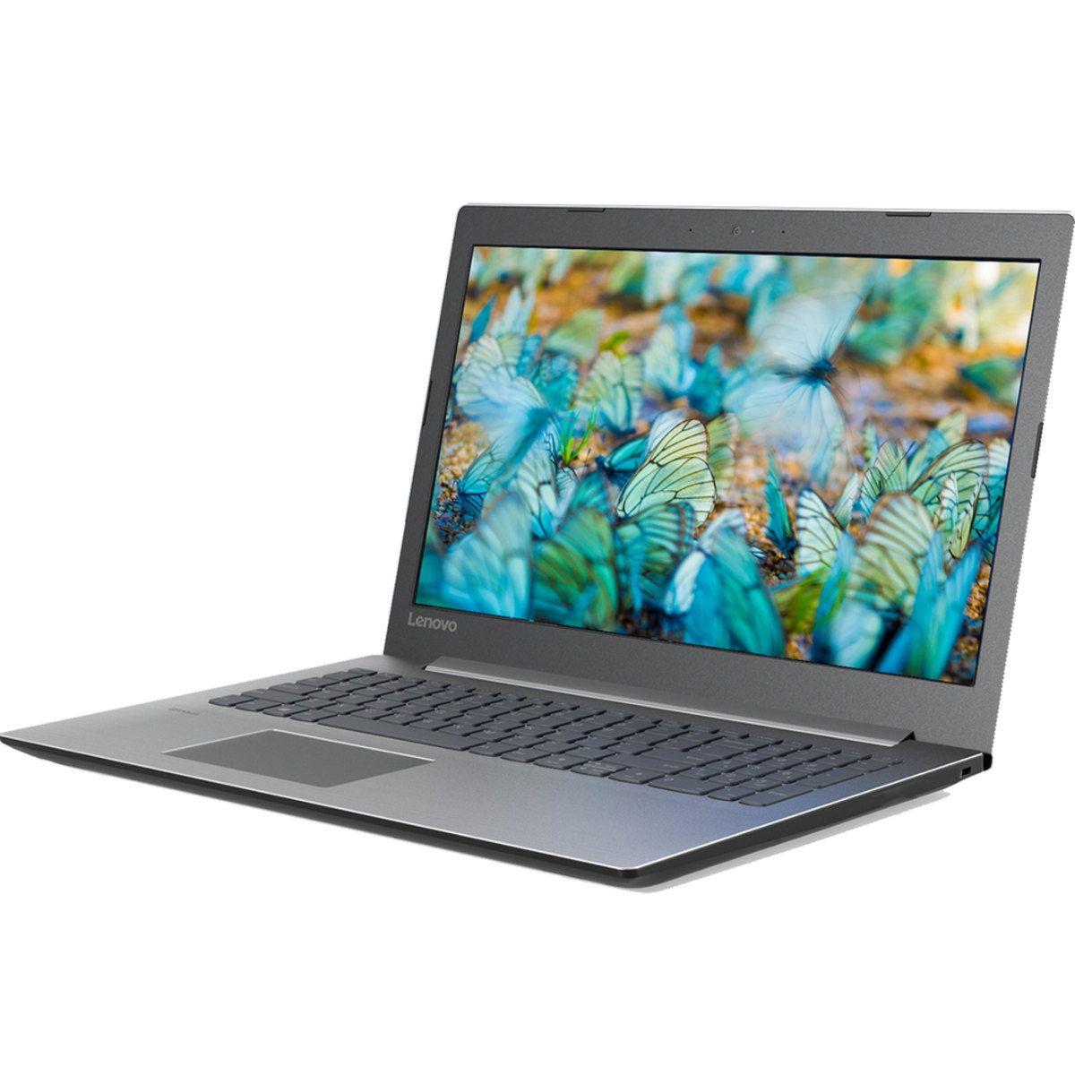 Notebook Ideapad 330 i3 7020U 4GB 1TB Linux 15,6 81FES00100  Prata - Lenovo