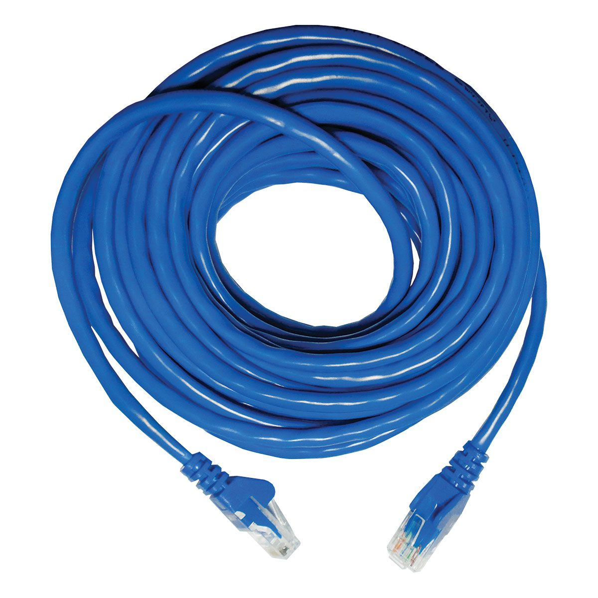 Patch Cord UTP CAT5 26AWG 10 Metros Azul 27679 - Seccon
