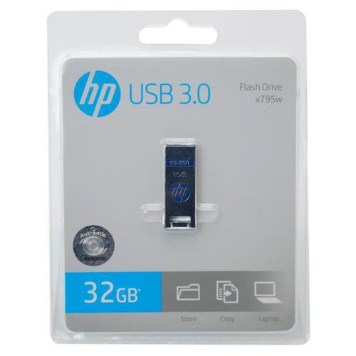 Pen Drive 32GB USB 3.0 X795W HPFD795W-32 - HP
