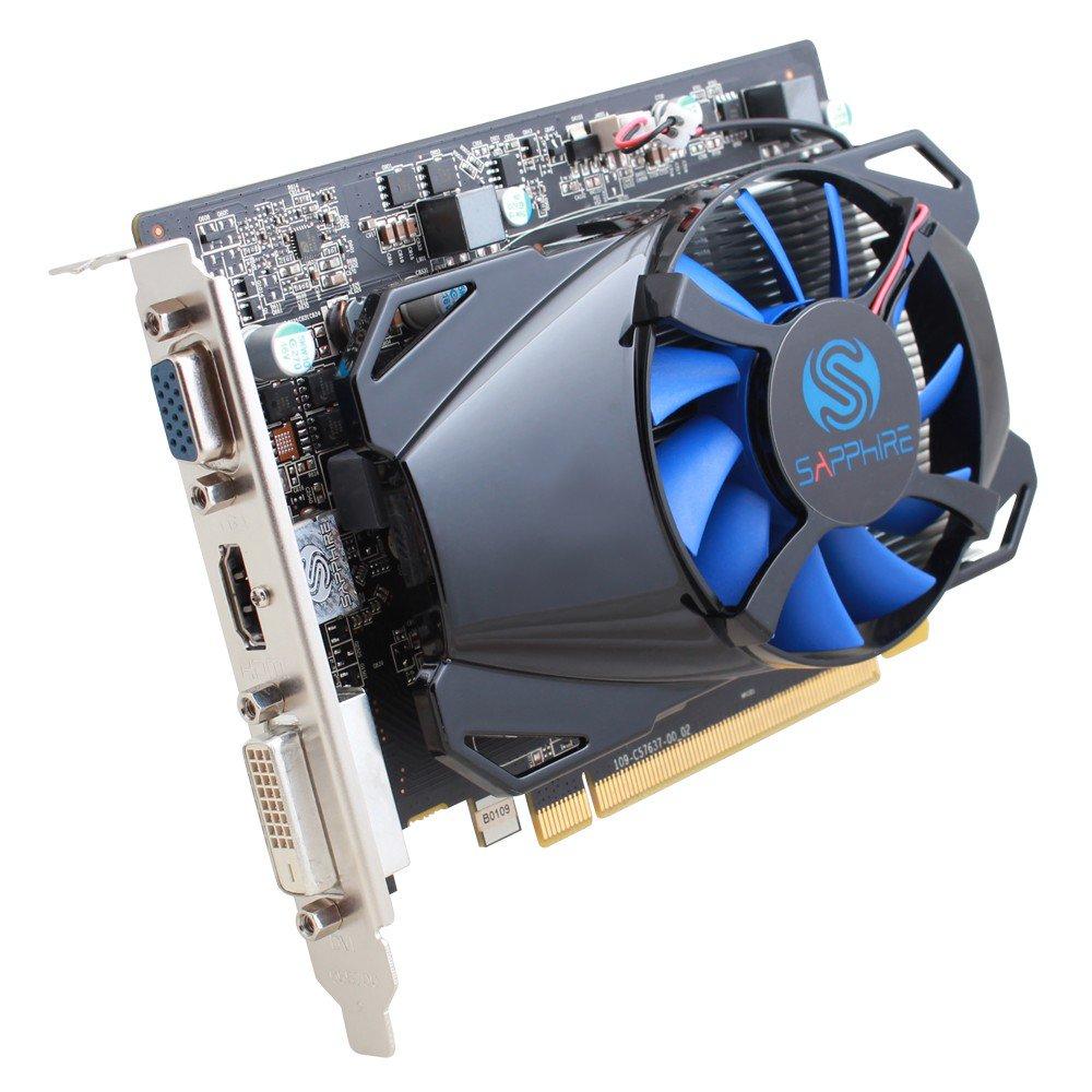 Placa de Vídeo AMD Radeon R7 350 2GB DDR5 11251-10-20G - Sapphire