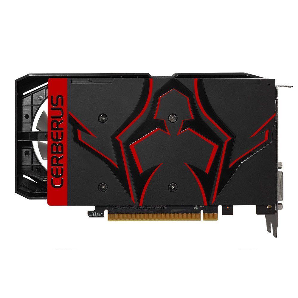 Placa de Video Geforce GTX 1050 Ti Cerberus 4GB CERBERUS-GTX1050TI-A4G - Asus