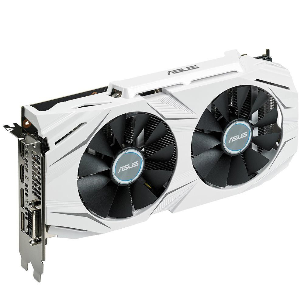 Placa de Vídeo GeForce GTX 1060 3GB DUAL-GTX1060-O3G - Asus