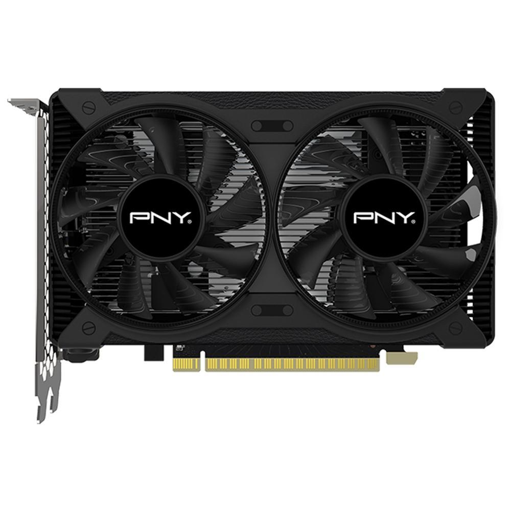 Placa de Vídeo Geforce GTX 1650 4GB GDDR6 VCG16504D6DFPPB - PNY
