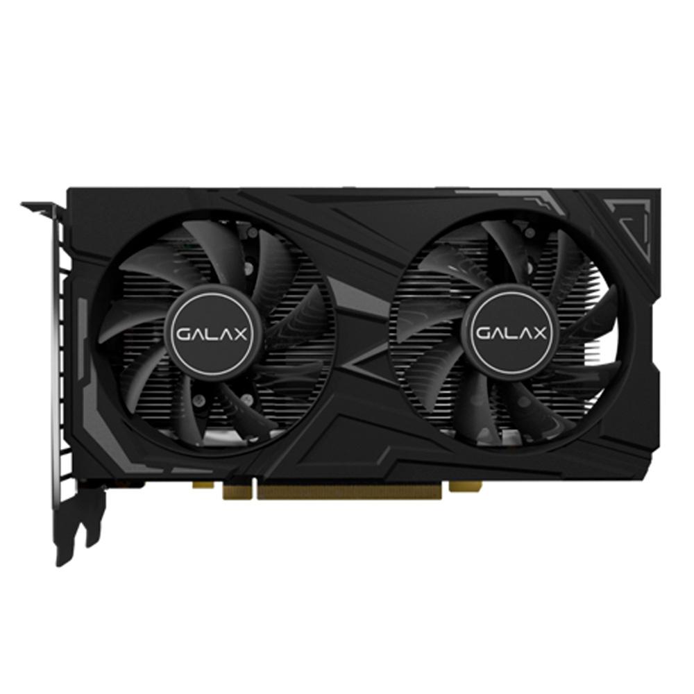 Placa de Vídeo GeForce GTX 1650 EX 4GB 1CLICK OC GDDR5 128Bits 65SQH8DS08EX - Galax