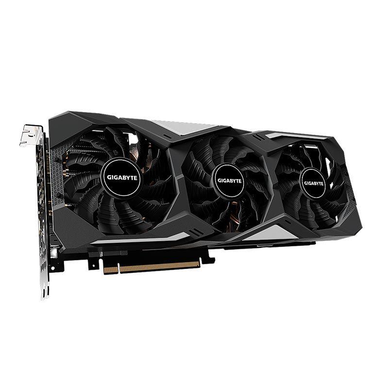 Placa de Vídeo GeForce RTX 2070 Super 8GB Windforce OC 3X 256 Bits GV-N207SWF3OC-8GD - Gigabyte
