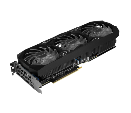 Placa de Vídeo Geforce  RTX 3090 24GB GDDR6X 39NSM5MD1GNA - Galax