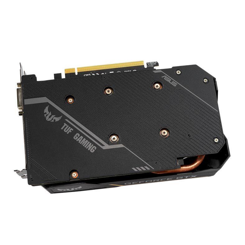 Placa de Vídeo Geforce Tuf Gaming GTX 1650 4GB 128Bit GDDR6 TUF-GTX1650-4GD6-GAMING - Asus