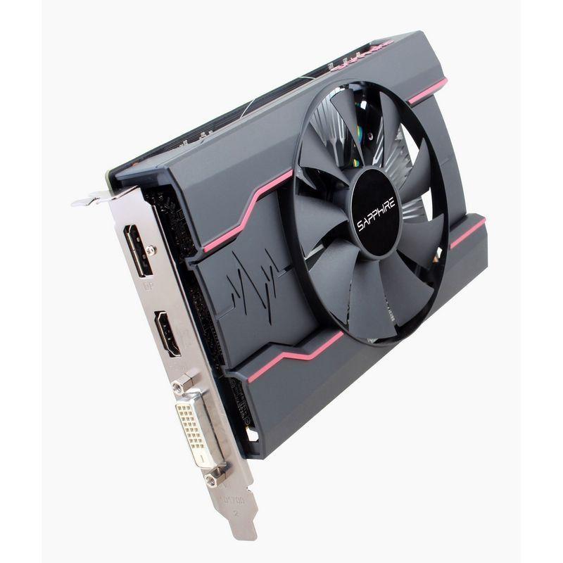 Placa de Vídeo Radeon Pulse RX 550 4GB GDDR5 11268-01-20G - Sapphire