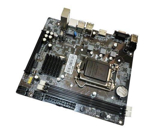 Placa Mãe LGA 1150 BPC-H81Z-V1.3 sem caixa - BrazilPC