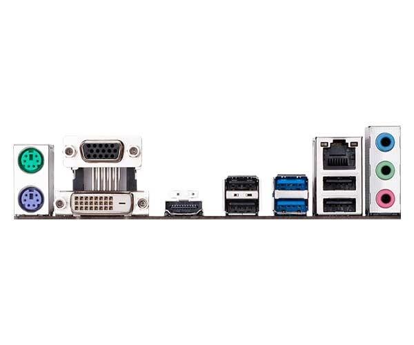 Placa Mãe LGA 1151 GA-H110M-M.2 Chipset H110 - Gigabyte