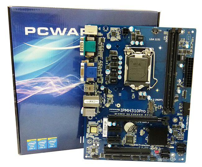 Placa Mãe LGA 1151 IPMH310 Pro DDR4 Slot M.2 - Pcware